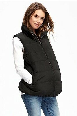 NEW! Old Navy Maternity Frost Free Vest Size S