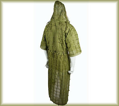 Modular Sniper System (MOSS), Ghillie Sniper Suit with Free Hessian
