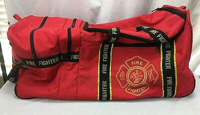 Firefighter Large Gear Duffle Bag