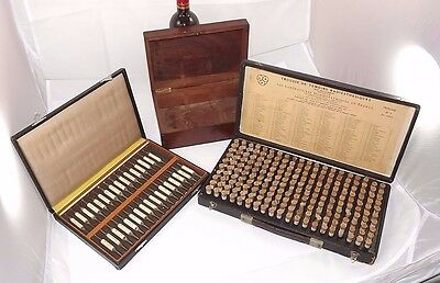 Rare 19TH CENTURY APOTHECARY MEDICAL WOOD BOX Paris homeopathic w/CONTENTS (3)