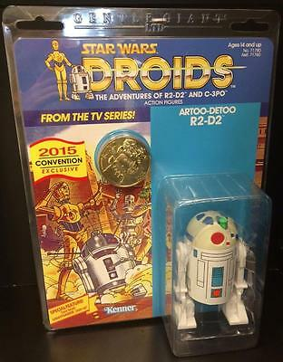 KENNER Gentle Giant STAR WARS - DROIDS Artoo-Detoo R2-D2 Jumbo Action Fig - NMOC