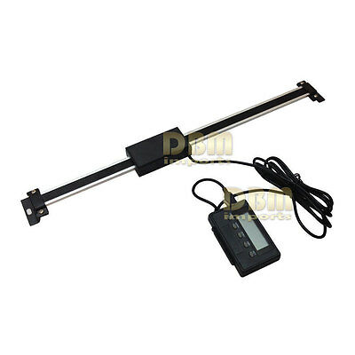 """6"""" Digital Readout DRO Large LCD Readout Scale for Bridgeport Mill Lathe"""