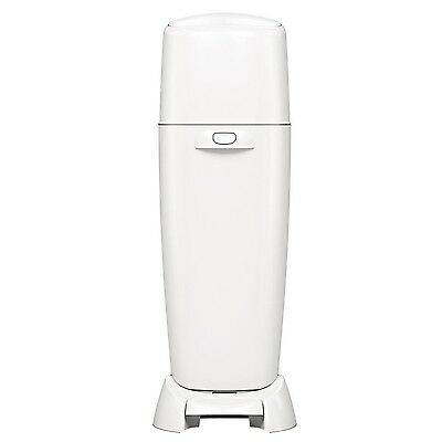 Playtex Diaper Genie Complete Diaper Pail with Odor Lock Technology White