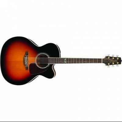 Takamine GJ72CE-BSB Acoustic-Electric Guitar. Brand New