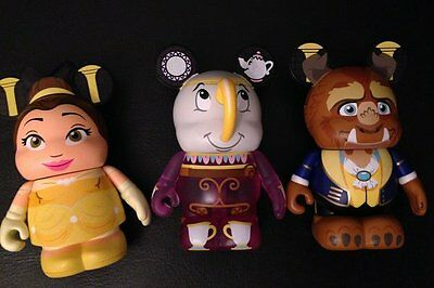 Disney Beauty and the Beast Vinylmation
