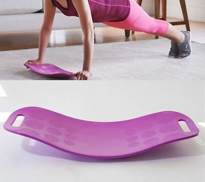 Simply Fit Board Workout Board With Twist Balance Board Yoga  Balance Trainer
