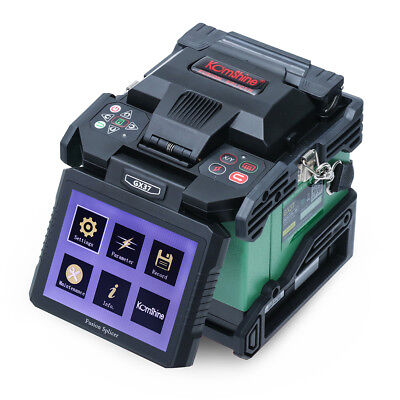 Fusion Splicer GX36 Core to Core Splicing Welding w/ Cleaver 6 Langues AU