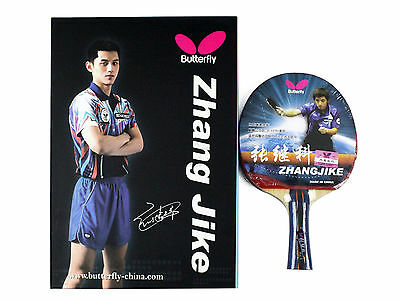 Butterfly Zhang Jike Table Tennis Ping Pong Racket Paddle Bat Blade Shakehand