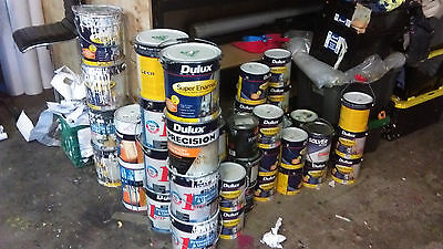 250L of Super Enamel Paint - Everything for $5 per litre