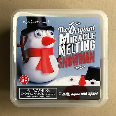 The Original Miracle Melting Snowman