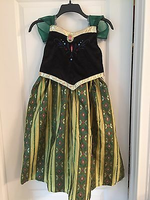 NWT Authentic Disney Anna Coronation Dress from Frozen, Size L 10/12