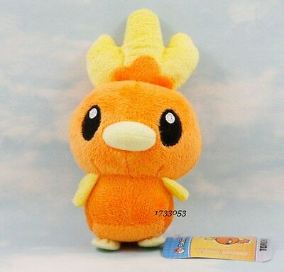 "New Pokemon Plush Toy 6.3""/16cm Torchic Cute Soft Stuffed Doll Gift For Kids"