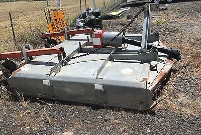 Howard Ehd 7 Foot Tractor Slasher In Excellent Condition
