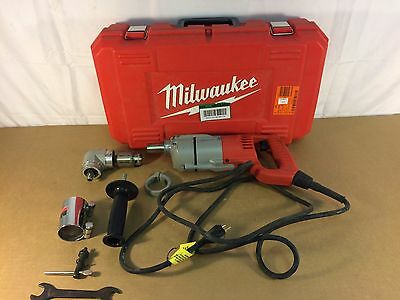 Milwaukee 3002-1 1/2 in. Right Angle Drill Electrician's Kit, Tools 9272016.169