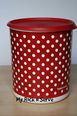 Tupperware One Touch Canister Container  4.4 L New!!