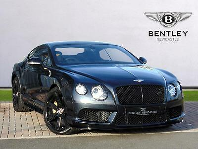 2015 Bentley Continental GT 4.0 V8S Mulliner Driving Specification 2015 Model Ye