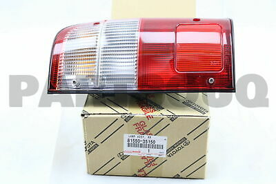8155035150 Genuine Toyota LAMP ASSY, REAR COMBINATION, RH 81550-35150