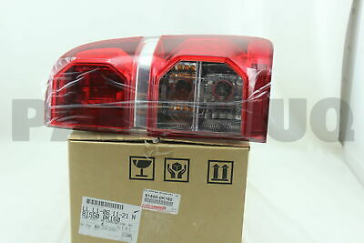 815500K160 Genuine Toyota LAMP ASSY, REAR COMBINATION, RH 81550-0K160
