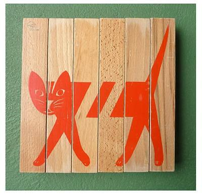 rare FREDUN SHAPUR animal puzzle by NAEF SWITZERLAND cat elephant horse snake