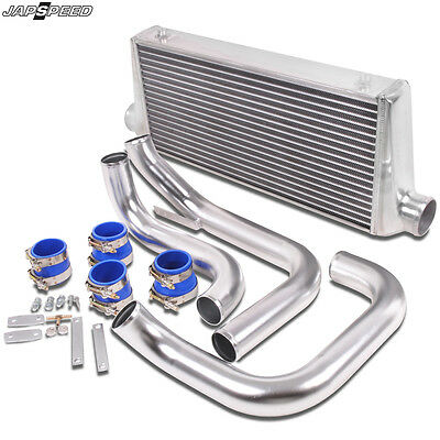 Japspeed High Flow Front Mount Intercooler Kit For Nissan Skyline R32 R33 Gts-T