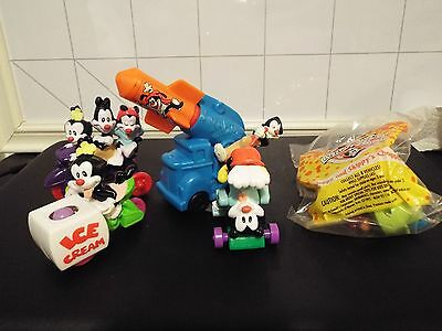 Lot Of 5 Animaniacs Toy Figures. 1993/1194