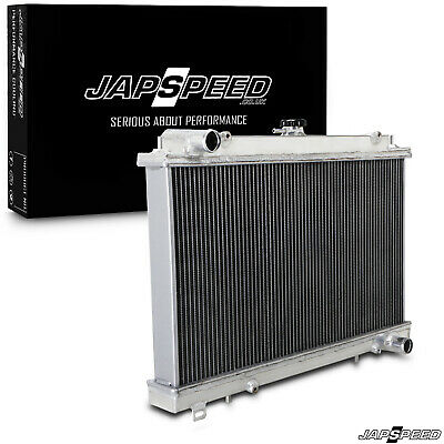 Japspeed 50Mm High Flow Aluminium Alloy Radiator For Nissan 200Sx S14 S14A S15