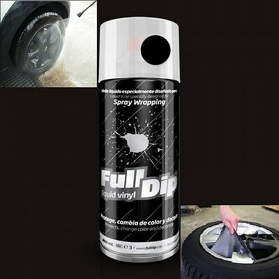 Spray Vinilo Liquido Full Dip 400Ml Mate - La Mejor Alternativa A Plasti Dip