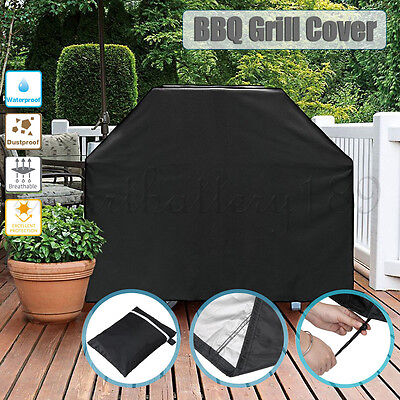 New BBQ Cover Outdoor Waterproof Barbecue Covers Garden Patio Grill Protector AU