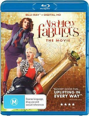 Ultraviolet code ONLY- HD- Absolutely Fabulous The Movie