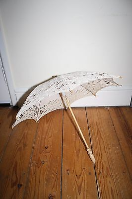 Umbrella Girls Vintage Ethnic Assorted Sun Traditional Embroidered Retro Dole
