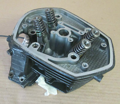 BMW R1200ST 2006 16,071 miles Right engine cylinder head with valves
