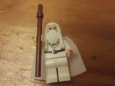 lego lord of the rings/hobbit figure gandalf the white 79007