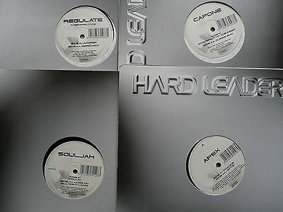"4 x Hard Leaders 12"" Vinyl, Dillinja, Lemon D, 1996 Drum & Bass Classics"