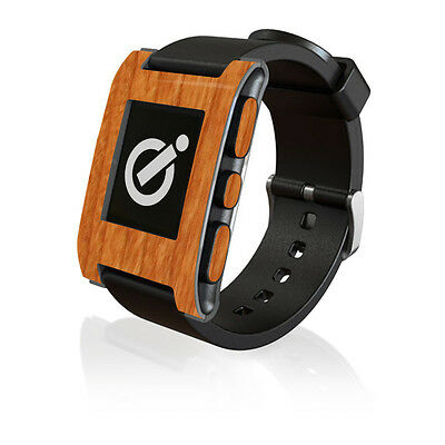 Light Wood Skin by iCarbons for Pebble Smartwatch