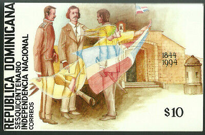 Dominican Rep #1157 Mint Never Hinged S/Sheet - Independence