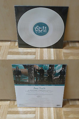 """Deep Purple Out Of Hand White Vinyl Vinile Limited Edition 10"""" Now What RSD 2015"""