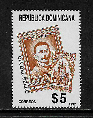 Dominican Rep #1263 Mint Never Hinged Stamp