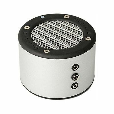 Minirig Portable Rechargeable Bluetooth Speaker (silver)