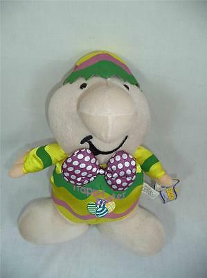 Ziggy Tom Wilson KellyToy Plush Happy Easter Egg 2004 with Tag