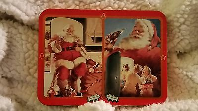 Coca-Cola Santa Design Playing Cards New 1995