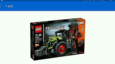 Lego Technic Claas Xerion 5000 Trac Vc 42054 - Brand New Sealed - Fast Dispatch