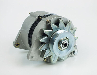 New Uprated 80 Amp Lucas ACR/A127 Replacement Alternator
