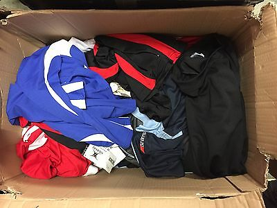 Wholesale Job Lot/Bundle of Adults Mixed Sports Tops - Quantity: 100 - Brand New