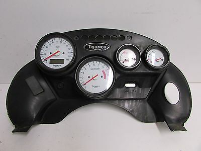 Triumph Tiger 900 885 1999 Clocks Speedo Assembly Mileage Unknown