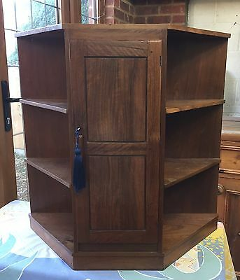 Solid Wood Cupboard And Shelves / Display Cabinet