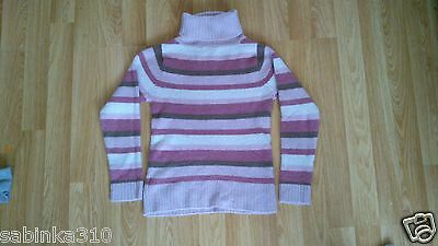 YD Pink Casual  Sweater  Girls Age  11 - 12 years