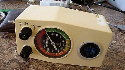 Ohmeda Intermittent Suction unit as pictured good condition
