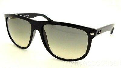 Ray Ban RB 4147 601/32 Black Grey Gradient New Authentic Sunglass