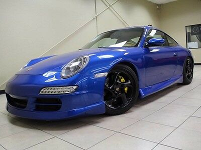 2001 Porsche 911 Carrera Coupe 2-Door 2006+ FRONT FACE LIFT, GREAT COLOR COMBO, FINANCE IS AVAILABLE OAC