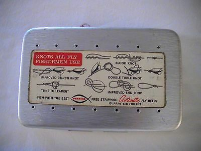 Perrine Fly Box 92 with over 45  flies
